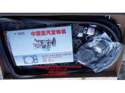 Комплект прокладок на двигатель (сальники КВ, резинки) H3 HOWO (ХОВО) XLB-CK0208 фото 1 Благовещенск