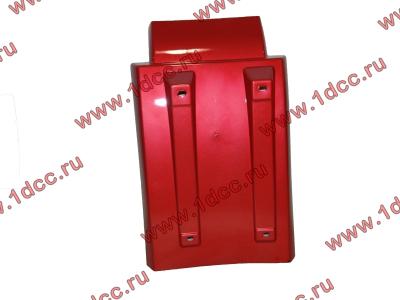 Брызговик передней оси левый H3 красный HOWO (ХОВО) WG1642230103 фото 1 Благовещенск