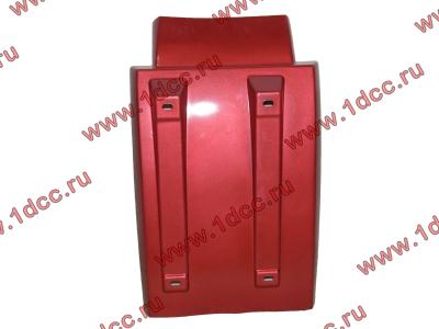 Брызговик передней оси правый H3 красный HOWO (ХОВО) WG1642230104 фото 1 Благовещенск
