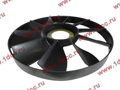 Вентилятор радиатора на гидромуфту d-640 H HOWO (ХОВО) VG2600060446 фото 1 Благовещенск