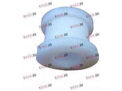 Втулка фторопластовая (передняя, кабина AZ1642430263) H2/H3 HOWO (ХОВО) AZ1642430261 фото 1 Благовещенск