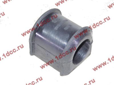 Втулка резиновая для переднего стабилизатора (к балке моста) H2/H3 HOWO (ХОВО) 199100680068 фото 1 Благовещенск