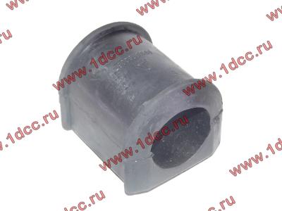 Втулка резиновая для заднего стабилизатора H2/H3 HOWO (ХОВО) 199100680067 фото 1 Благовещенск