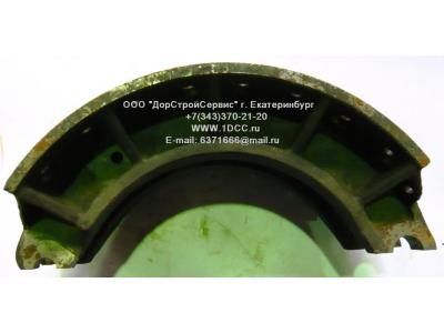 Колодка тормозная задняя (металл, без накладок) H HOWO (ХОВО) WG199000340061 фото 1 Благовещенск