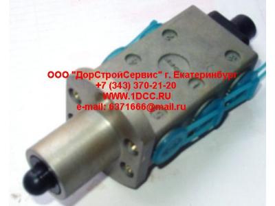 Клапан управления КПП (3+2 отв. под трубки) H2/H3,C,DF HOWO (ХОВО) F99660 фото 1 Благовещенск