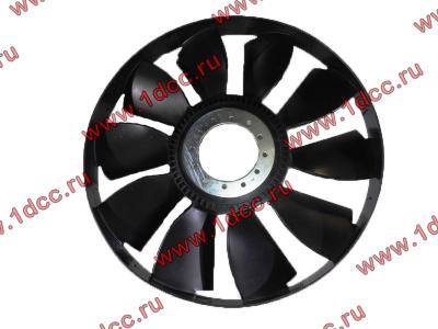 Вентилятор радиатора на гидромуфту d-590 H HOWO (ХОВО) VG1500060047 фото 1 Благовещенск