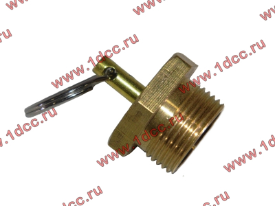 Клапан перепускной ресивера (сброса конденсата) M22х1,5 H HOWO (ХОВО) WG9000360115 фото 1 Благовещенск