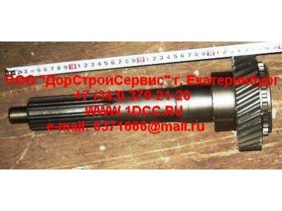 Вал первичный КПП ZF 5S-150GP d-50 H2/H3 КПП (Коробки переключения передач) 2159302060 фото 1 Благовещенск