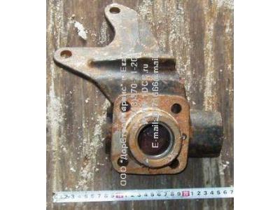 Кронштейн передней тормозной камеры правый H HOWO (ХОВО) AZ9100410036 фото 1 Благовещенск