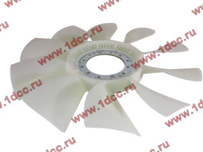 Вентилятор радиатора (на гидромуфту) без кольца d-590 H HOWO (ХОВО) 61500060131 фото 1 Благовещенск
