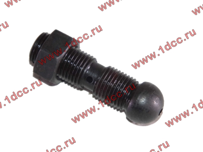 Болт регулировочный клапана с гайкой H2/H3 HOWO (ХОВО) VG14050010 фото 1 Благовещенск