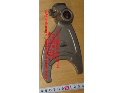 Вилка переключения пониженной передачи-заднего хода H2/H3 КПП (Коробки переключения передач) F99664 фото 1 Благовещенск