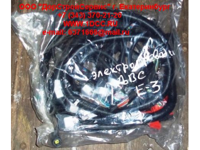 Жгут электропроводки двигателя H3 HOWO (ХОВО)  фото 1 Благовещенск