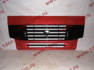 Капот H красный HOWO (ХОВО) WG1642110013 фото 1 Благовещенск