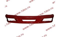 Бампер FN2 красный самосвал для самосвалов фото Благовещенск