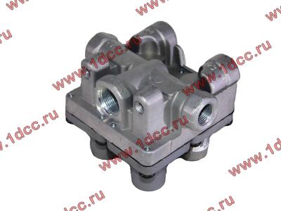 Клапан предохранительный 4-х контурный H2/H3 HOWO (ХОВО) WG9000360366 фото 1 Благовещенск