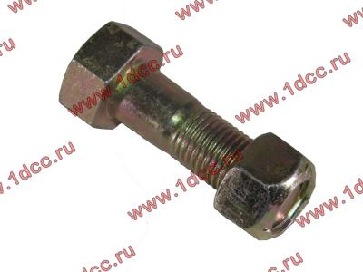 Болт M14х45 карданный с гайкой H2/H3 HOWO (ХОВО) Q151C1445 фото 1 Благовещенск