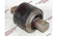 Сайлентблок реактивной штанги V-образной большой (центральный, 108х80х155 металл) F