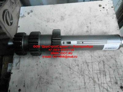Вал промежуточный КПП Fuller 12JS160T КПП (Коробки переключения передач) 12JS160T-1701048 фото 1 Благовещенск