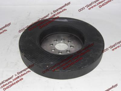 Амортизатор коленвала (демпфер) H HOWO (ХОВО) VG1540020003 фото 1 Благовещенск