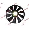 Вентилятор радиатора на гидромуфту d-640 H HOWO (ХОВО) VG2600060446 фото 2 Благовещенск