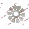 Вентилятор радиатора (на гидромуфту) без кольца d-590 H HOWO (ХОВО) 61500060131 фото 2 Благовещенск