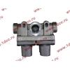 Клапан предохранительный 4-х контурный H2/H3 HOWO (ХОВО) WG9000360366 фото 2 Благовещенск