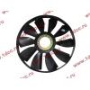 Вентилятор радиатора на гидромуфту d-640 H HOWO (ХОВО) VG2600060446 фото 3 Благовещенск