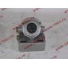 Кронштейн топливного фильтра грубой очистки (с помпой, 4 отверстия) H3/SH/F HOWO (ХОВО)  фото 3 Благовещенск