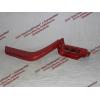 Крыло кабины без спальника левое красное H2 HOWO (ХОВО) WG1641230020 фото 3 Благовещенск