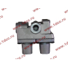 Клапан предохранительный 4-х контурный H2/H3 HOWO (ХОВО) WG9000360366 фото 3 Благовещенск