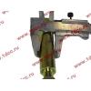Болт крепления переднего стабилизатора с гайкой H2/H3 HOWO (ХОВО) 199100680069 фото 3 Благовещенск