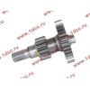 Вал промежуточный длинный с шестерней делителя КПП Fuller RT-11509 КПП (Коробки переключения передач) 18222+18870 (A-5119) фото 4 Благовещенск