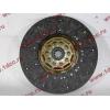 Диск сцепления ведомый 420 мм H2/H3 HOWO (ХОВО) WG1560161130 фото 4 Благовещенск