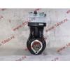 Компрессор пневмотормозов 2-х цилиндровый WABCO H3 HOWO (ХОВО) VG1099130010 фото 5 Благовещенск