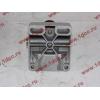 Кронштейн топливного фильтра грубой очистки (с помпой, 4 отверстия) H3/SH/F HOWO (ХОВО)  фото 5 Благовещенск