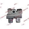 Клапан предохранительный 4-х контурный H2/H3 HOWO (ХОВО) WG9000360366 фото 5 Благовещенск